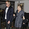 Sienna Miller and Rhys Ifans at LAX