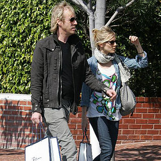Sienna Miller and Rhys Ifans Shop at Fred Segal