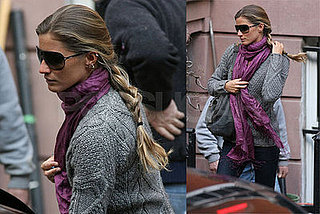 Gisele Goes Quarterback-Less in NYC