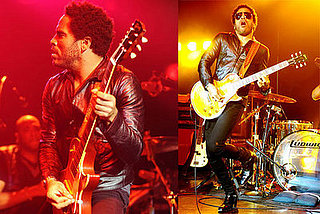 Lenny Kravitz Is All Better and Ready to Rock