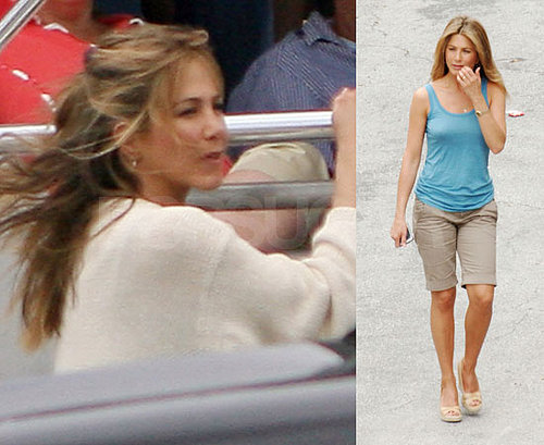 Jennifer Aniston On The Set of Marley And Me In Miami 2008-03-18 23:23:15