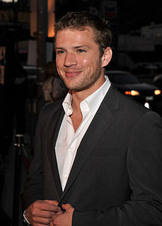 Ryan Phillippe's Still Getting Over His Loss