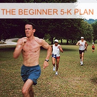 Runner's World Beginner Program