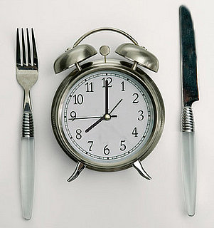 Healthy Eating Tip: Pick a Time to Stop Eating