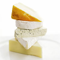Nutritional Information of Popular Cheeses