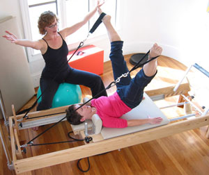 Looking For a Pilates Studio