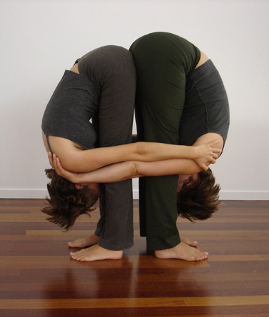 Double Your Pleasure: Partner Yoga Poses