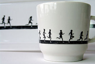 Runners Coffe Mug to Get You Up and Running