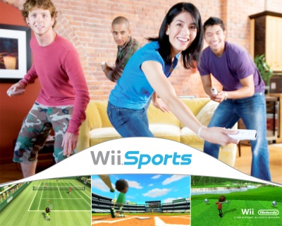 Wii Used for Physical Therapy