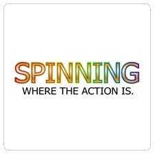 Spinning: Where the Action Is.