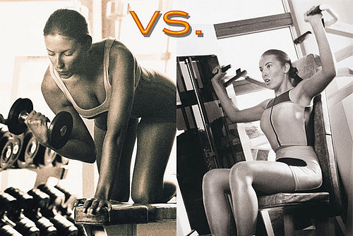 Which Do You Prefer, Free Weights or Machines?