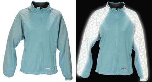 Aspira Womens Softshell Jacket by illumiNITE ($79.95)
