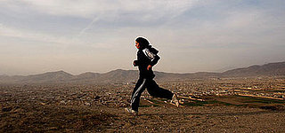 Get Fired Up: Afghan Olympic Runner