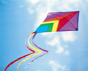 Celebrate Spring: Go Fly a Kite
