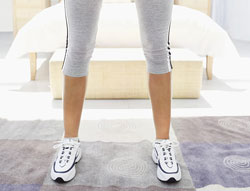 Get It Up, Your Heart Rate That Is: At Home Cardio