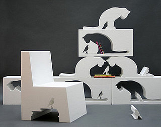 Cat-Shaped Furniture