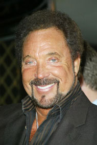 Tom Jones Insures Chest Hair for Millions