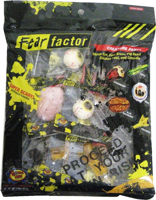 Fear-Factor Candies