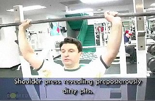 How to Annoy People at the Gym