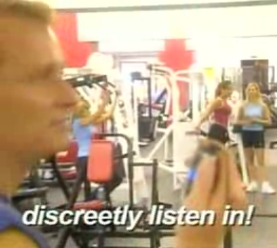 "The ""Listen Up"" Infomercial"