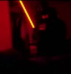 Husband Plays Darth Vader Prank