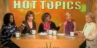 The View Talks Threesomes
