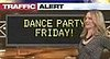 CW News Has Dance Party Friday