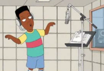Will Smith Rapping on Family Guy