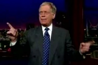 David Letterman and Craig Ferguson Tell the Same Joke on the Same Night