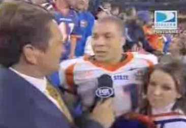 Fox Reporter Spoils Marriage Proposal