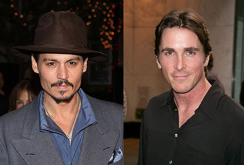 Christian Bale Joins Johnny Depp in Public Enemies Movie
