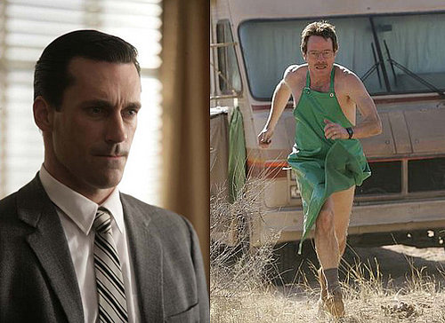TV Tonight: Breaking Bad and Mad Men