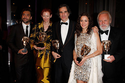 BAFTA Honors Atonement, La Vie en rose and Shia Labeouf