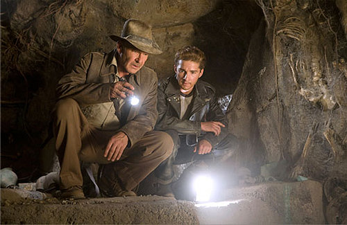 Teaser Trailer for Indiana Jones and the Kingdom of the Crystal Skull