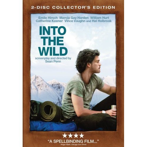 Into the Wild on DVD