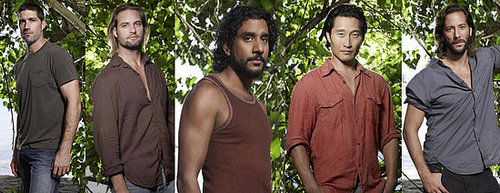 Who's the Hottest Guy on Lost?