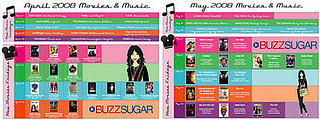 Introducing Buzz's Downloadable Entertainment Planner!