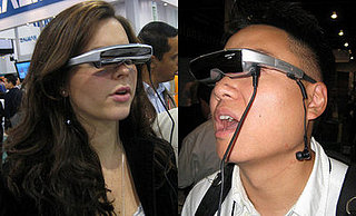 CES 2008: In Awe of eMagin's OLED Microdisplay Headset