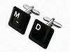 Keyboard Cuff Links: Love or Leave? 
