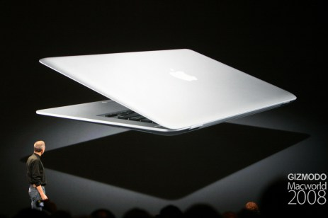 Alas, the MacBook Air