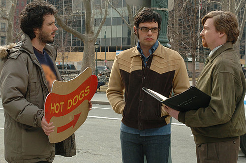 "Check Out ""The Flight of the Conchords"" Online!"