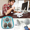 Super-Sized Earbud Speakers: Totally Geeky or Geek Chic?