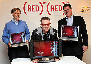 Daily Tech: Bono and Gates Kick Off (PRODUCT) RED Partnership