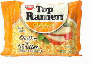 The Top Ramen Sacrifice