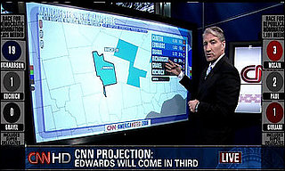 CNN Goes High-Tech For Super Tuesday