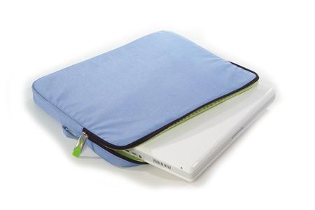 GreenSmart's Recycled Bottle Laptop Sleeves: Now You Have No Excuse