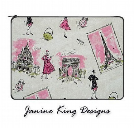 Très Chic Janine King Sleeve