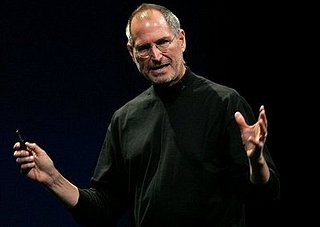 Steve Jobs and His Mock Turtleneck: Soulmates