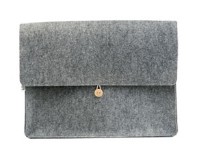 Felt Laptop Satchel
