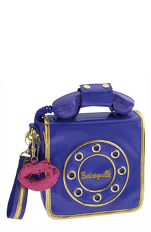 'Call Me, Betsey' Phone Satchel